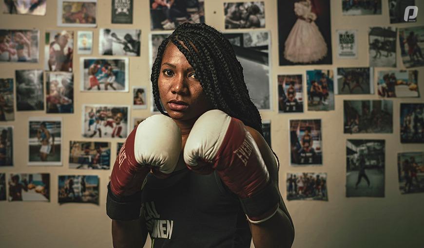 #Boxeadora, experiencia virtual con una luchadora