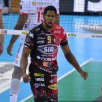 Terminaron los rumores: Wilfredo León renueva con Perugia