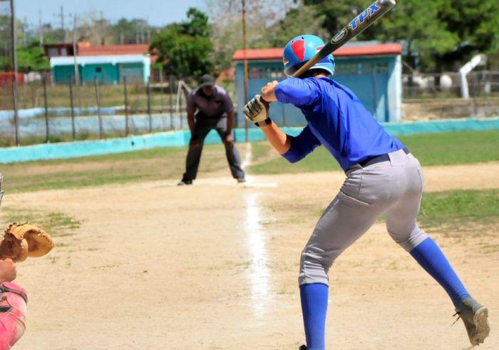 Faltan uniformes para nacional Sub 15 de béisbol