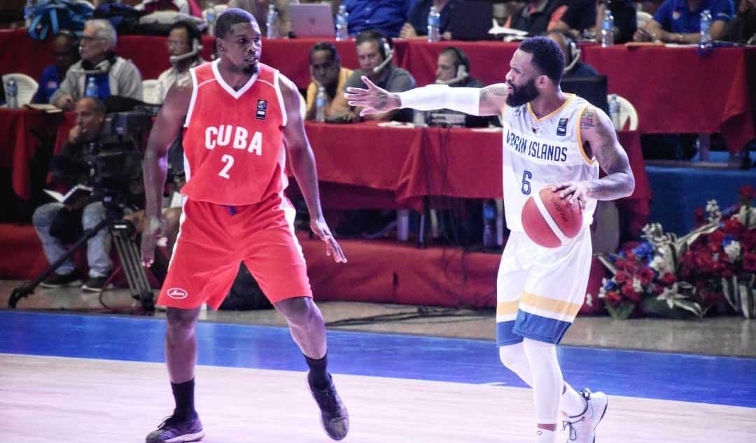 AmeriCup 2021: noche aciaga para el baloncesto cubano