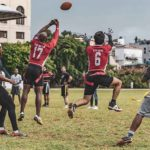 Volvió Liga Cubana de Flag Football con medidas anti-COVID