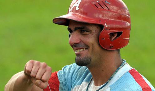 """Mario Vega: """"Nunca pensaba en el equipo Cuba"""""""