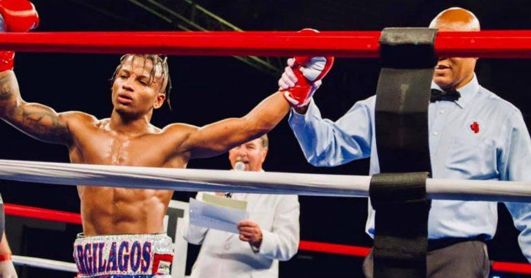 boxeador Joahnys Argilagos