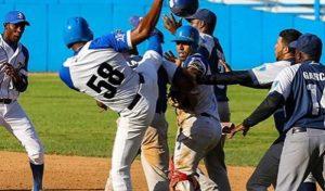 Lisban Correa Las broncas más recordadas de la pelota cubana