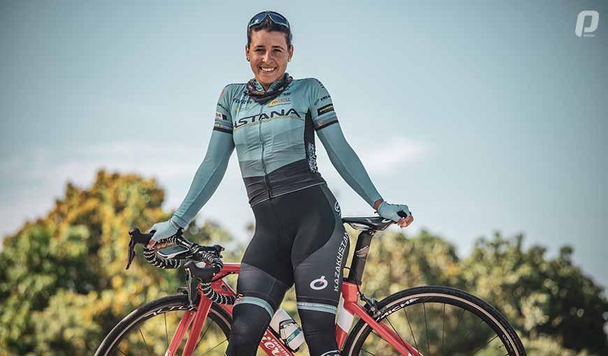 Arlenis Sierra: una cubana en la élite del ciclismo mundial
