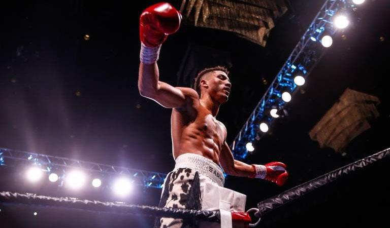 Boxeador cubano pudiera ser campeón mundial con solo 3 peleas profesionales