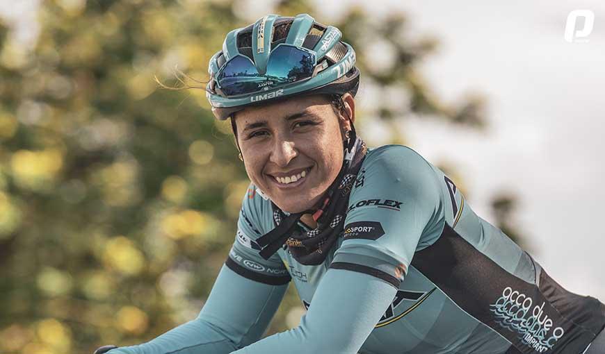 ciclista cubana Arlenis Sierra