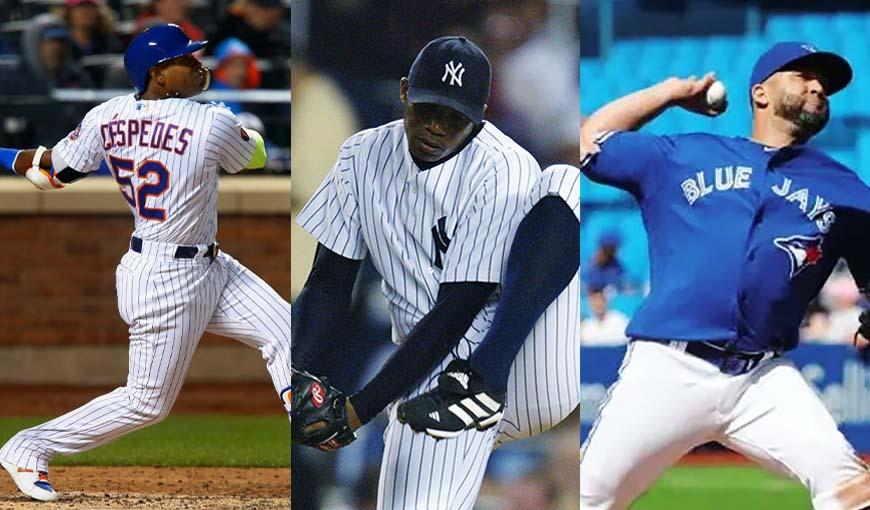 Diez de los más increíbles momentos e hitos de cubanos en MLB