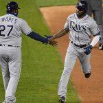 MLB: Randy Arozarena en noche sensacional y Gurriel con joya defensiva