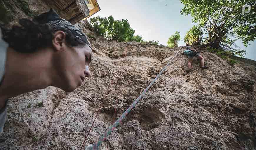escalada deportiva en Cuba