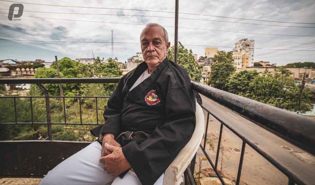 Artes marciales Luis Cabeiro
