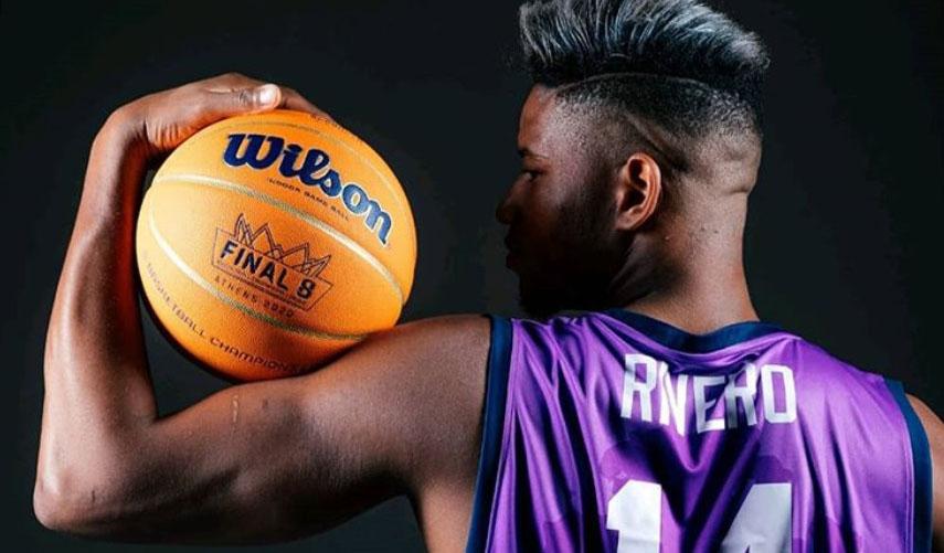 Jasiel Rivero y el sueño de llegar a la NBA