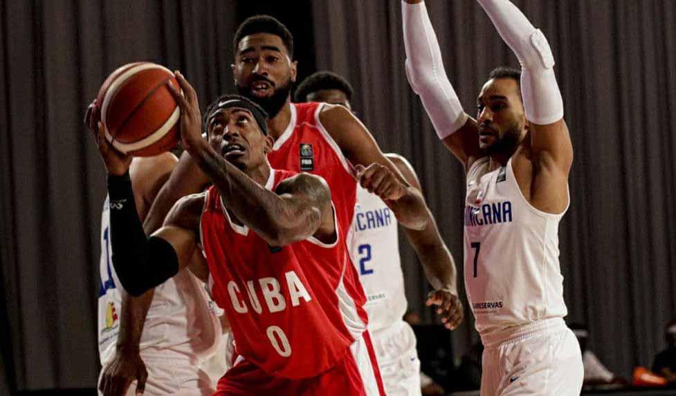 Debacle en Punta Cana: Cuba naufraga en ventana FIBA AmeriCup