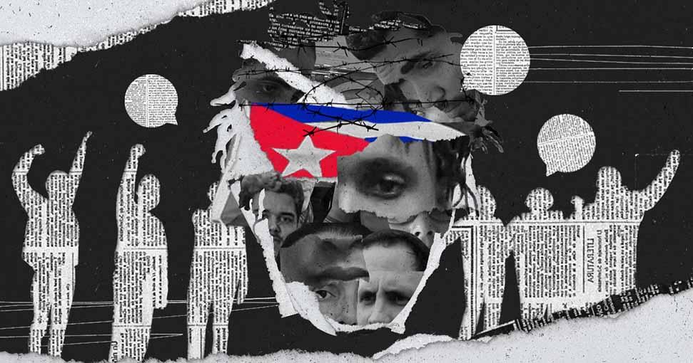 Llamado para preservar la vida de los huelguistas en la sede del Movimiento San Isidro