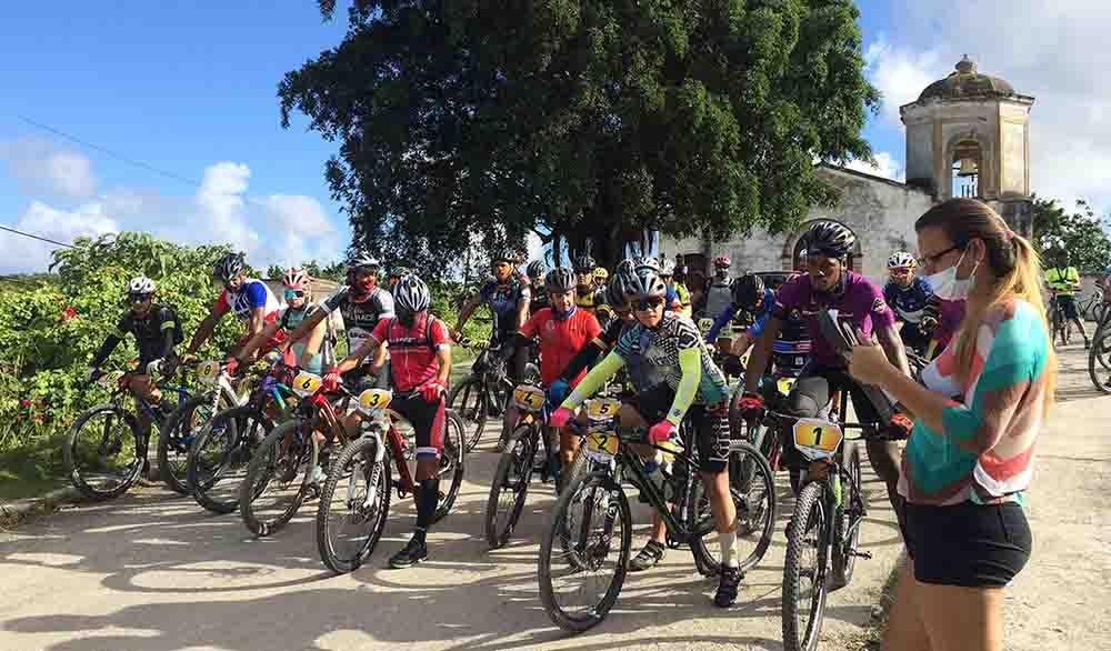 Peñalver, otra vez paraíso para el mountain bike cubano