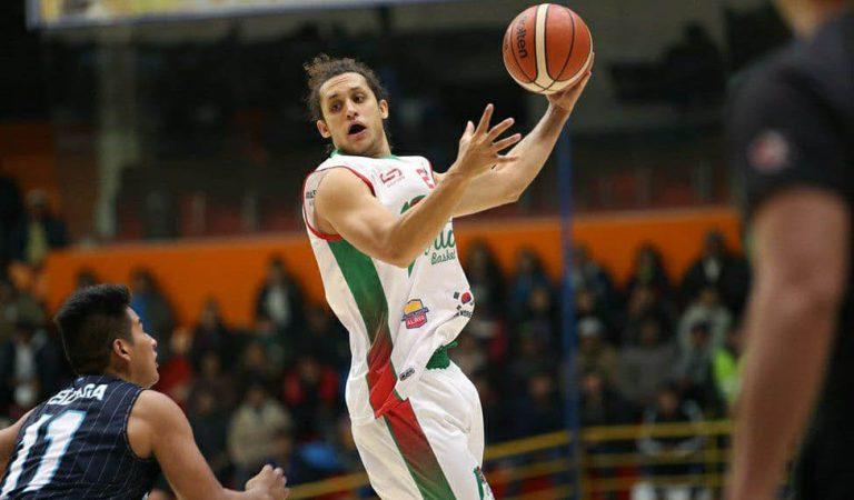 Adriano Barreras jugador de baloncesto cubano