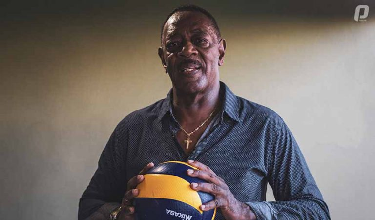 Orlando Samuels voleibol cubano