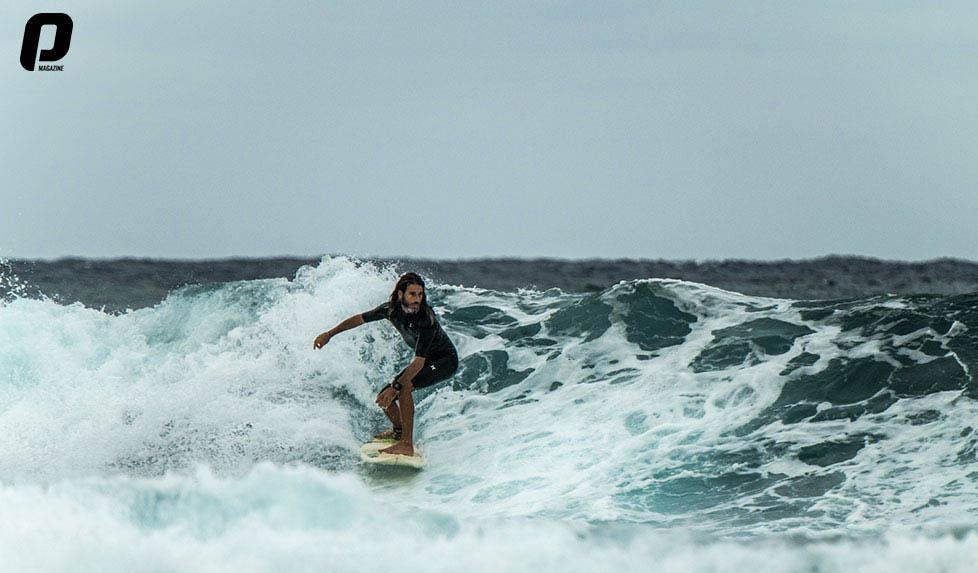 Surf en Cuba: imágenes de película en las costas de la Habana