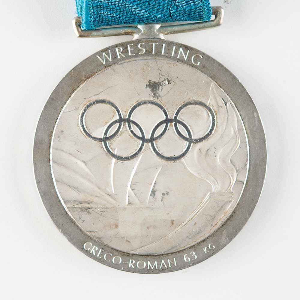 Medalla de Juan Luis Marén vendida
