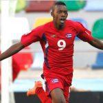 Cubano Maykel Reyes al fútbol de Honduras