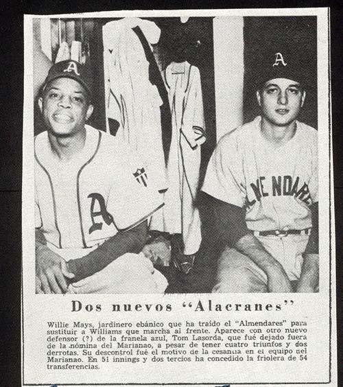 Tommy Lasorda en Cuba