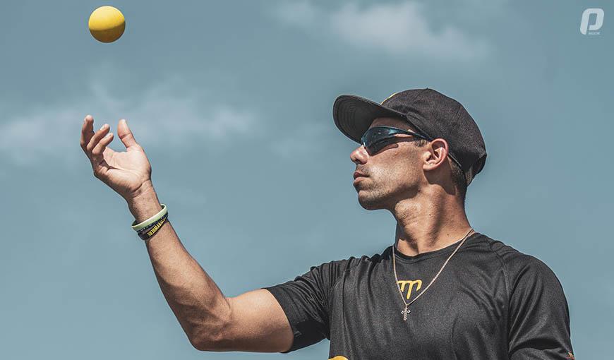 Un cubano estrella del Baseball 5
