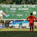 Cuba buscará cupo mundialista, pero no habrá fútbol en el Marrero