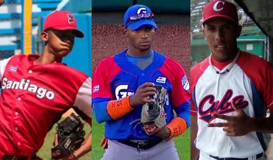 MLB: cubanos ubicados entre 30 mejores prospectos de cada equipo
