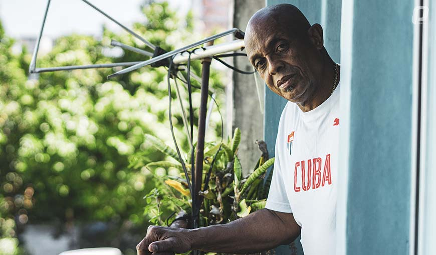 Silvio Leonard corredor atletismo cubano