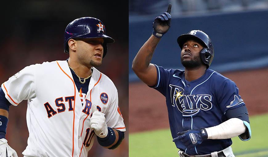 Cinco apuntes sorprendentes sobre cubanos en segunda semana de MLB