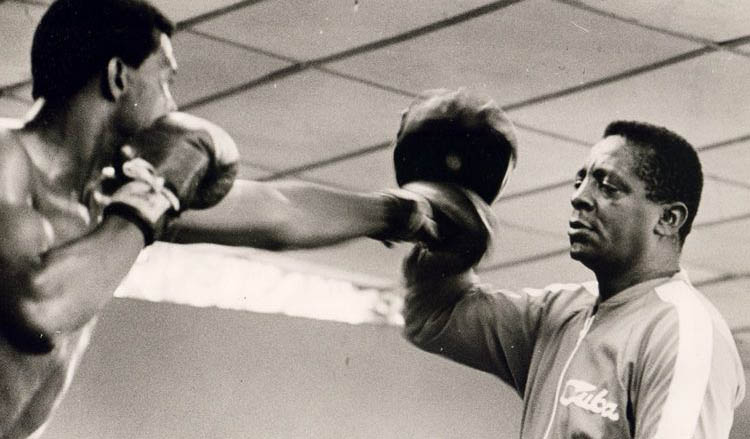 Los nueve mejores boxeadores que entrenó Alcides Sagarra