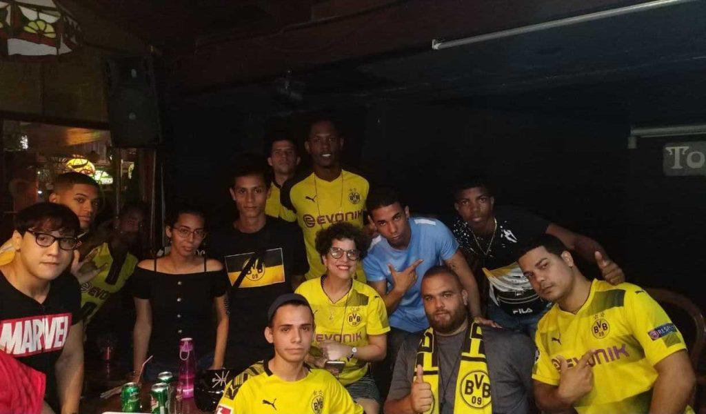 Borussia Dortmund en Cuba