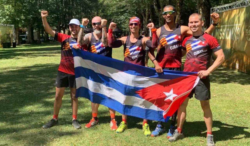 equipo Cuban Trail Team