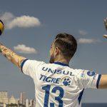 Alain Roca: una época dorada del voleibol cubano