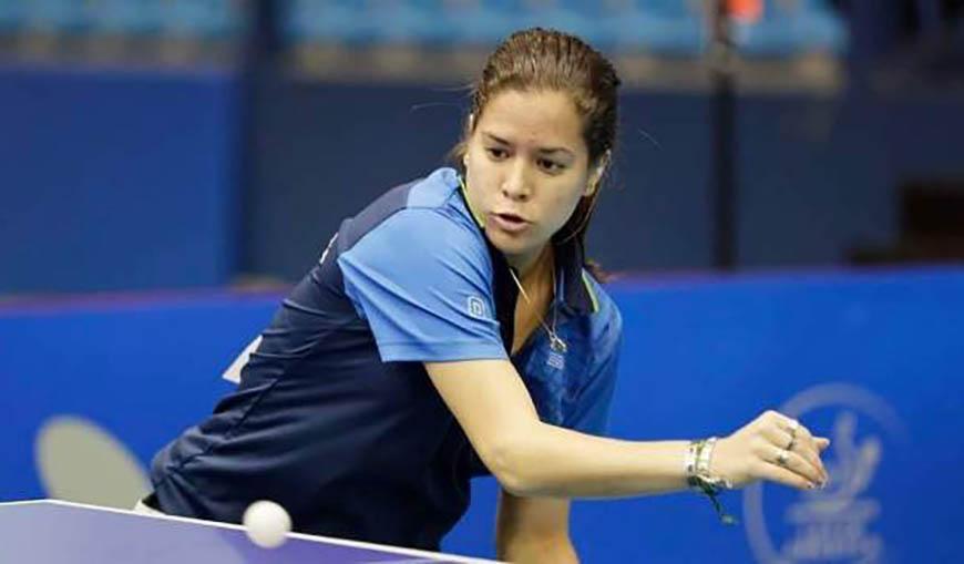 Daniela boleto olímpico Cuba