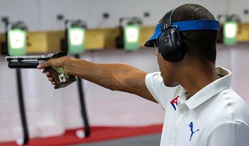 Tokio: tirador cubano Jorge Grau concluye en lugar 19 en ronda eliminatoria