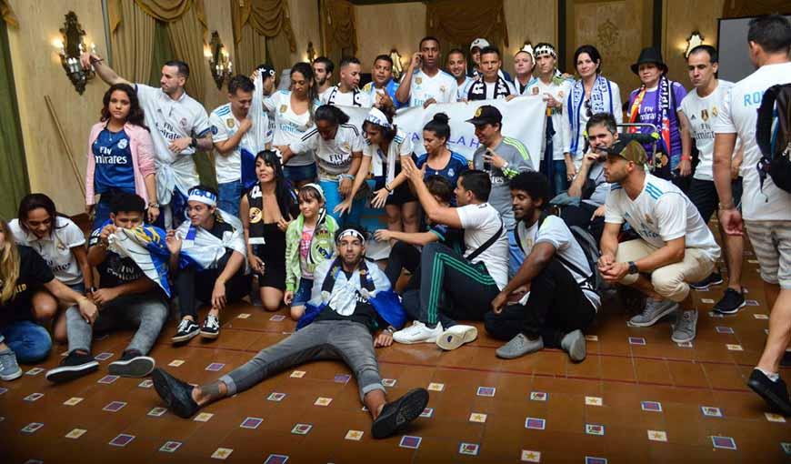 El Real Madrid y Cuba: una historia pintada de blanco