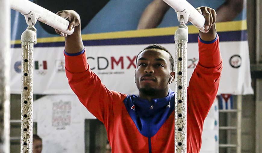 Randy Lerú y una generación dorada de la gimnasia cubana