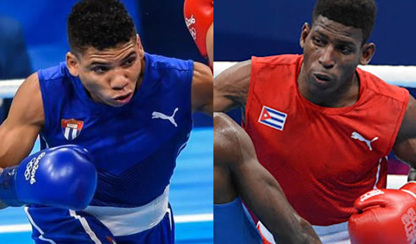 Veitía y Cruz mantienen invicto de escuadra cubana de boxeo en Tokio