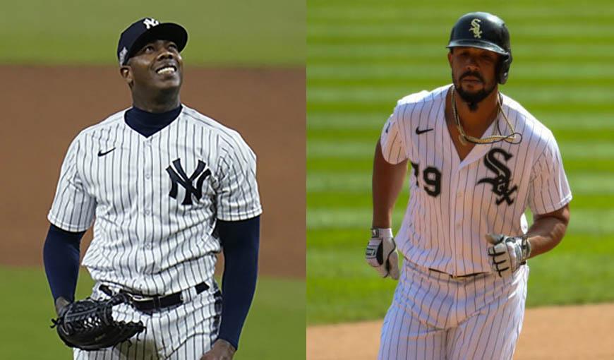 Chapman y Abreu hacen historia: lo mejor de los últimos 7 días en MLB