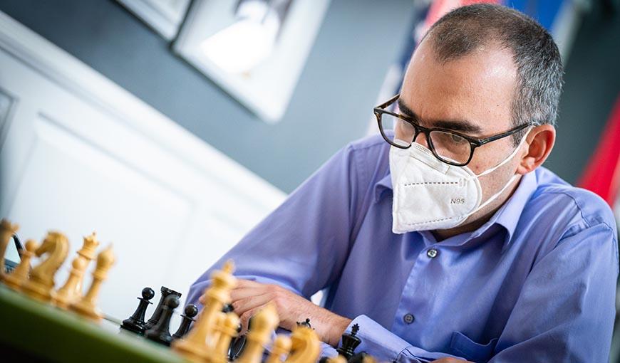 Leinier ganó y Bruzón negoció tablas en campeonato de ajedrez