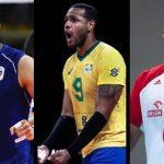 Leal a semis, León y Osmany dicen adiós en voleibol de Tokio