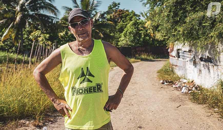 """Luis Alberto Pinillo, profeta lejos de Cuba: """"el mundo me ha reconocido"""""""