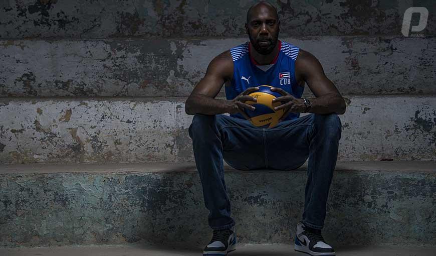 Robertlandy Simón, un ganador nato del voleibol cubano