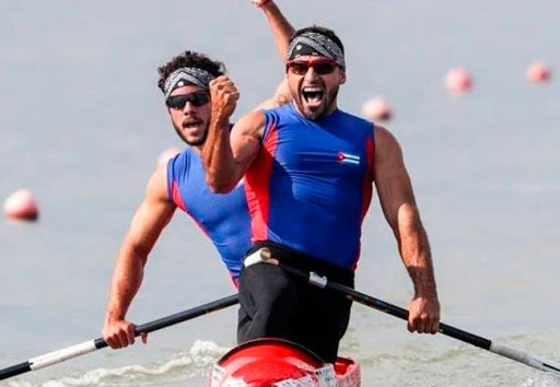 Serguey Torres y Fernando Dayán: ¡primer título olímpico en la historia del canotaje cubano!
