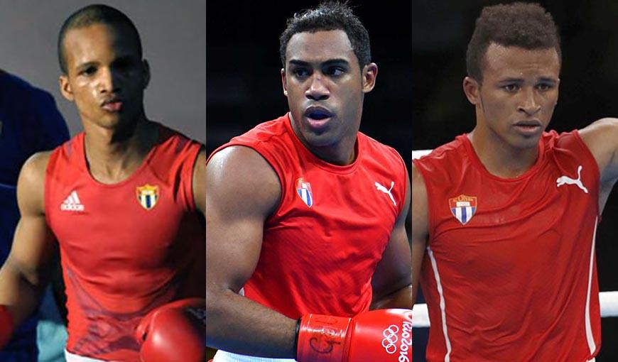 Boxeo cubano: Roniel y Arlen a la final; Álvarez gana; Peró y Loren caen