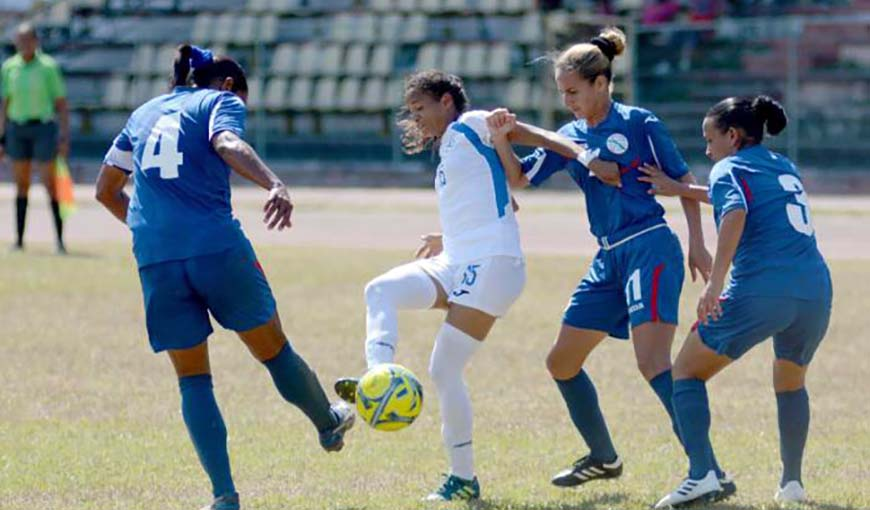 Cuba conoce rivales para Clasificatoria a Campeonato CONCACAF W