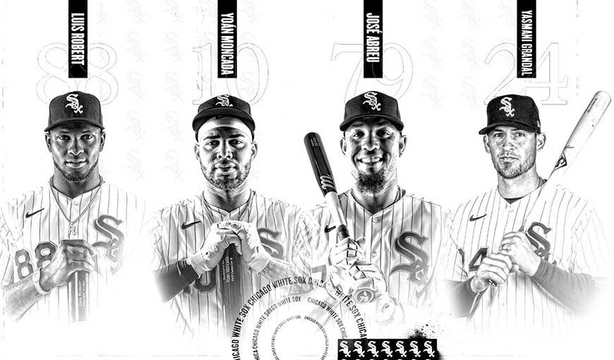 White Sox, camino a temporada histórica con cubanos de protagonistas