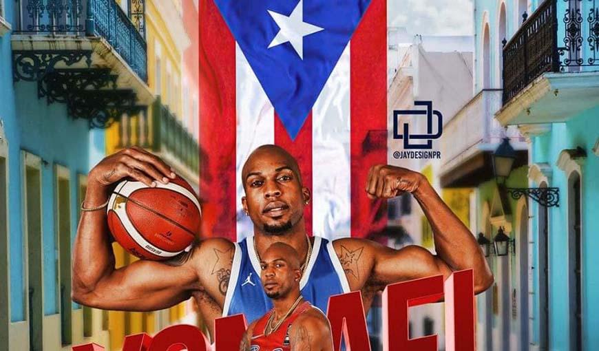 Destacado baloncestista cubano Ismael Romero jugará con Puerto Rico