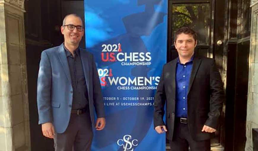 Leinier y Bruzón, entre titanes en fortísimo Campeonato de EEUU